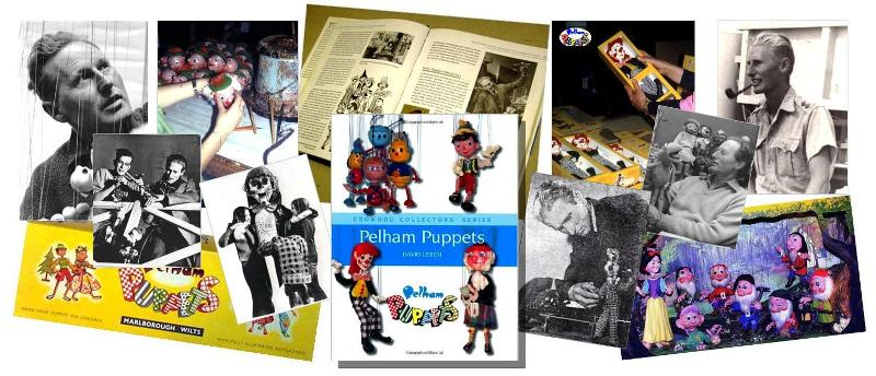 Pelham Puppets by David Leech