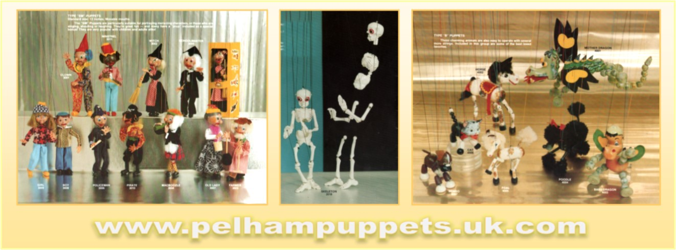 History – Pelham Puppets
